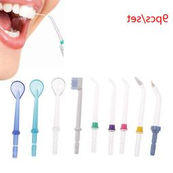 9pcs replace tips for waterpik oral water