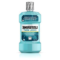 Listerine Antiseptic, Cool Mint, 16.9 fz