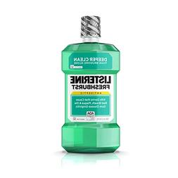 Listerine Antiseptic Mouthwash, Fresh Burst, 500 ml, NEW
