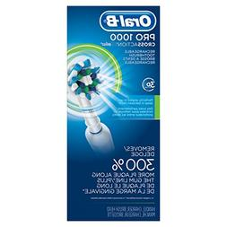 b 1000 electric rechargeable toothbrush
