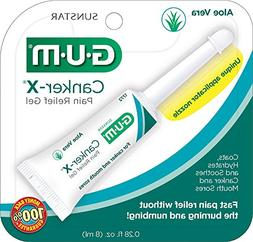 canker pain relief gel