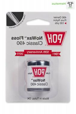 Poh Poh Dental Floss Unwaxed 100 Yd