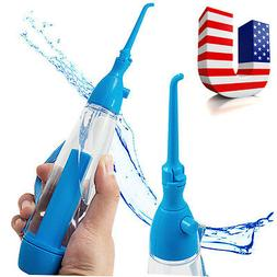Dental Water Jet Irrigator Flosser Floss Pulse Oral Care Tee