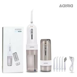 electric pick dental flosser oral irrigator water