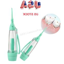 Handheld Oral Irrigator Dental Water Jet Power Flosser Teeth