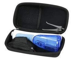 Hard Travel Case For Waterpik WP450 WP 440 Ultra Cordless Pl
