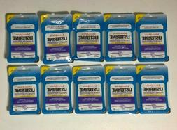 Listerine Healthy White Mint Floss 30yd each