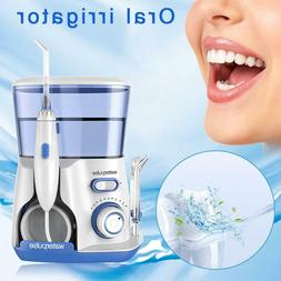 home water jet pick flosser oral irrigator