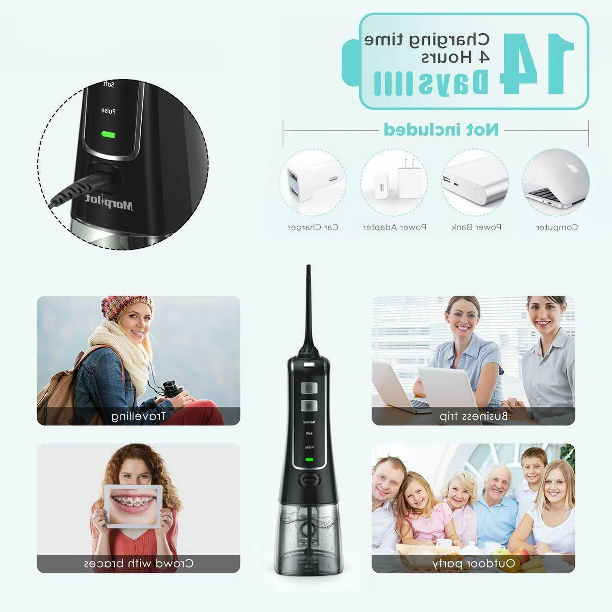 Best Cordless Water Rechargeable Portable Oral f/