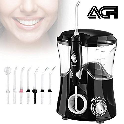 cordless water flosser oral irrigator