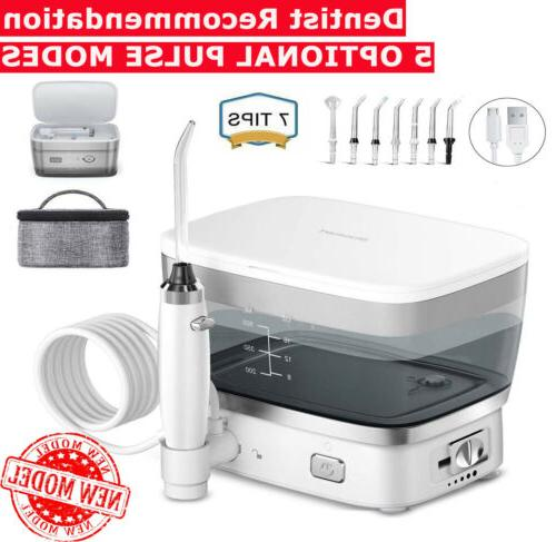 professional dental water flosser rechargeable ipx7 4