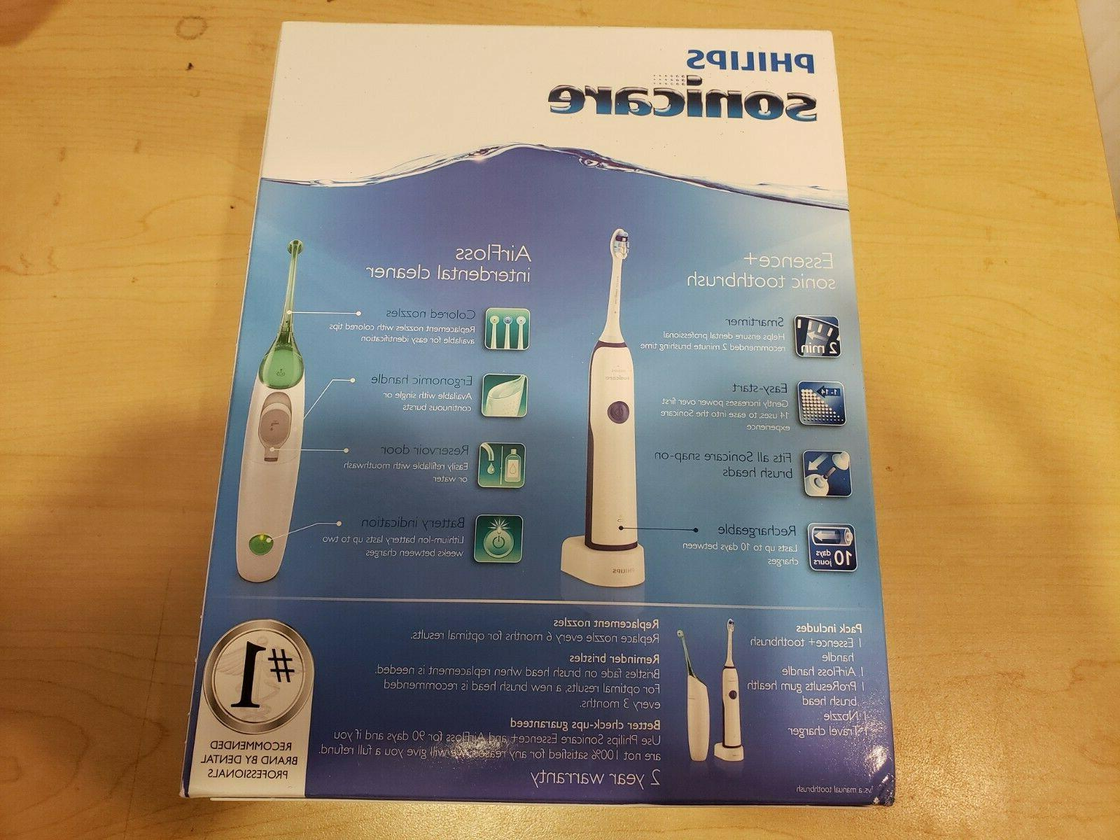 Philips Sonicare Health Airfloss Electric Flosser