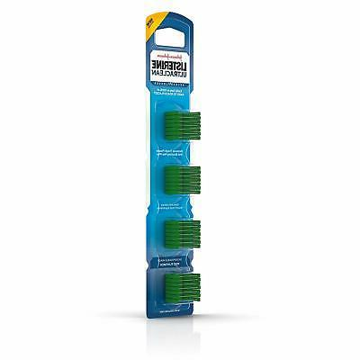 Listerine Ultraclean Access Disposable Snap-On Heads For