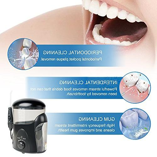 Water oral family for for Whitening