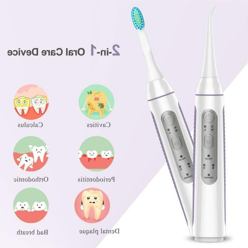 Water Flosser 600ml with 8 10