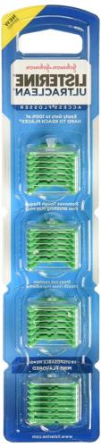 Listerine Ultra Clean Access Flosser Mint Refill Heads, 28 C
