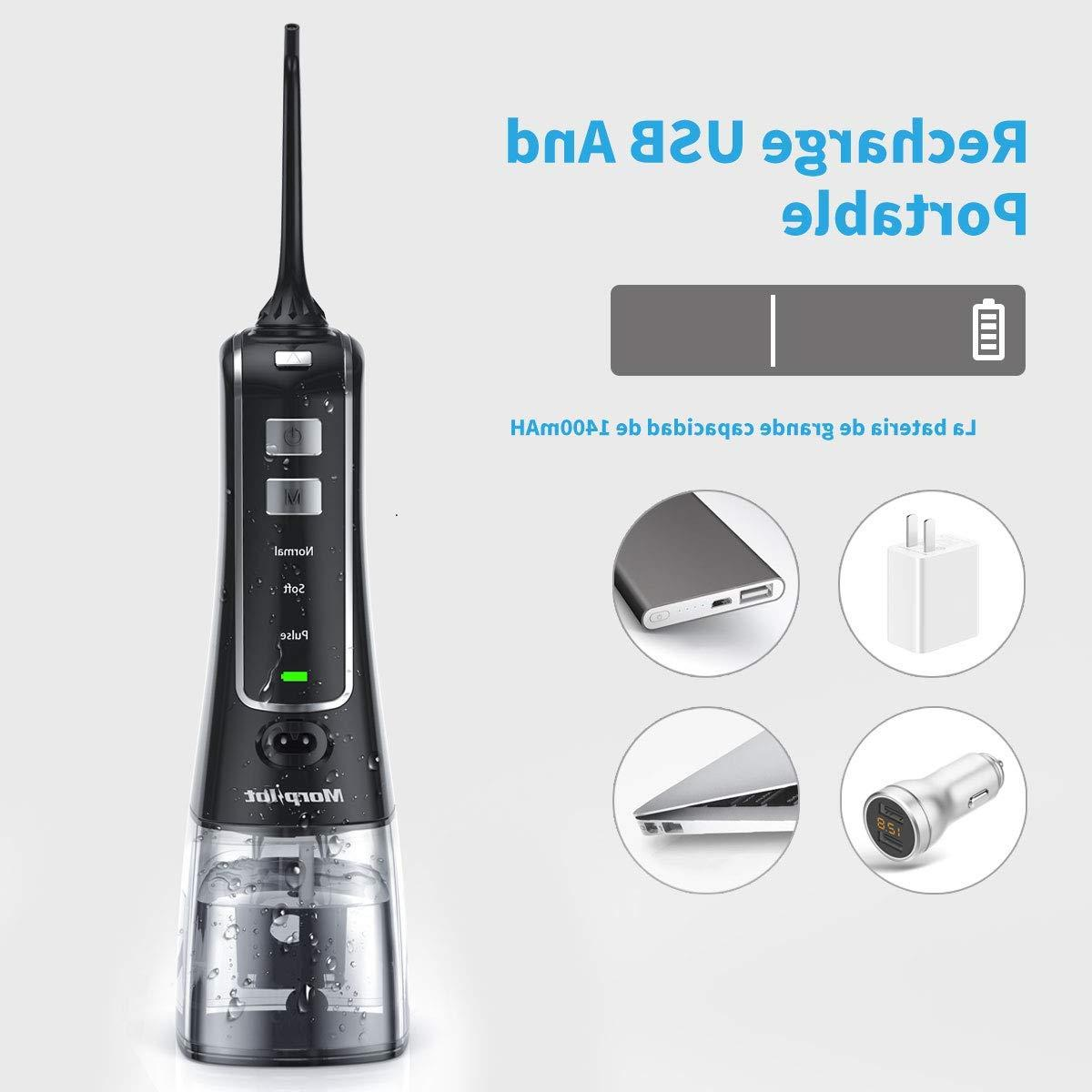 Water Portable Professional Cordless Modes, Rechargeabl