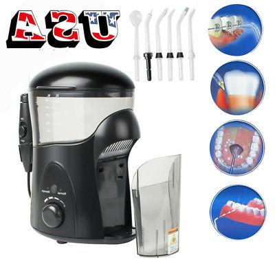 water flosser professional oral irrigator with uv