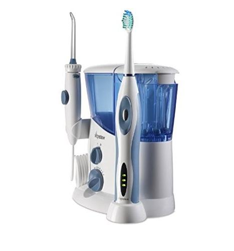 WaterPik WaterFlosser Toothbrush, Complete Care ea