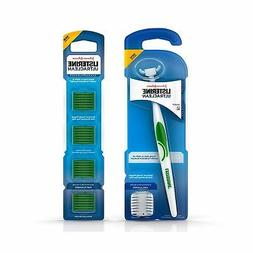 Listerine ULTRACLEAN Access Flosser with 36 Refills, Mint Fl