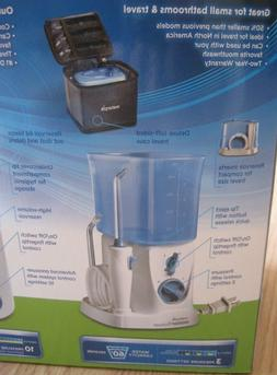 NEW Waterpik TRAVELER NANO Ultra Flosser Water Jet Pick Pik