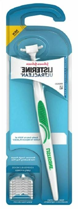 NEW Listerine Ultraclean Access Flosser, Starter Pack SEALED