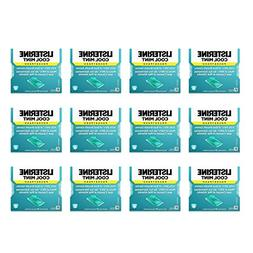 Listerine Pocket Paks Oral Care Breath Strips , Kills Germs