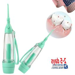 Portable Dental Cordless Oral Irrigator Water Teeth Tooth Fl