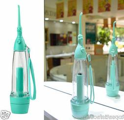 Portable Dental Water Jet Oral Irrigator Flosser Tooth SPA T