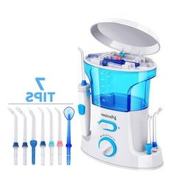 Portable Power Dental Flosser Water Jet - Tooth Pick Water J