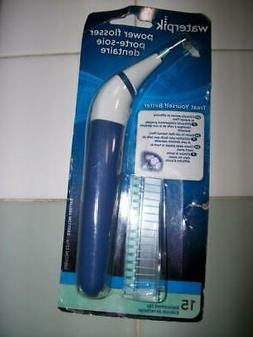 Waterpik Power Flosser with 15 Replacement Tips Model FLA-22