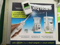 NEW Waterpik Ultra Plus and Nano Water Flosser Combo Pack- O