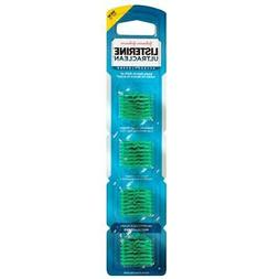 Listerine Ultraclean Access Flosser Refill Heads, Mint, 28 e