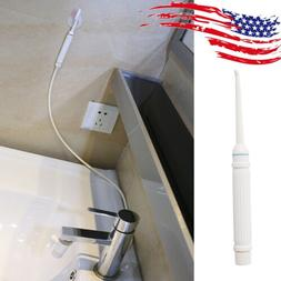 US Handheld Dental Care Water Jet Oral Irrigator Brush Floss