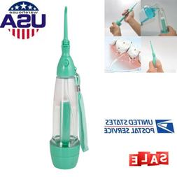 USA Oral Irrigator Dental Water Jet Floss Air Powered Flosse