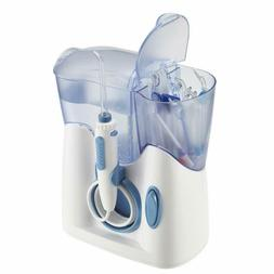 H2ofloss Water Dental Flosser 800ml Capacity With 12 Multifu