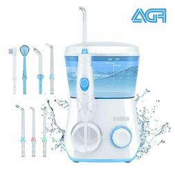 Water Dental Flosser, KUOAS Water Pick Flossers for Braces w