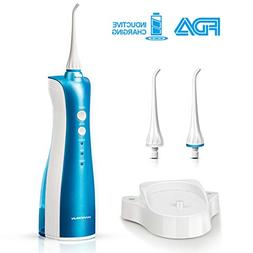 Hangsun Water Flosser Cordless Oral Irrigator Rechargeable U
