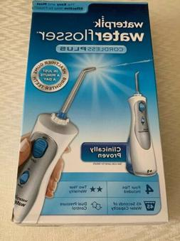 water flosser cordless plus wp 450w new