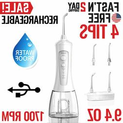Water Flosser Dental Teeth Cleaning Pick Irrigator Flossing