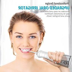 Water Flosser Professional Cordless Dental Oral Irrigator -
