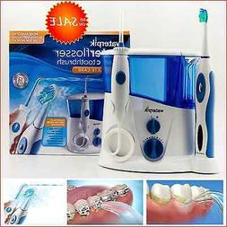 WaterPik WaterFlosser + Sonic Toothbrush, Complete Care 1 ea