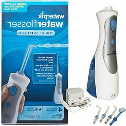wp450 ultra cordless plus dental water flosser